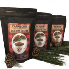 Carrboro Coffee Roasters Holiday Gft Pack