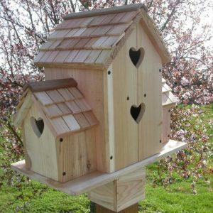 Fitch Lumber Birdhouse