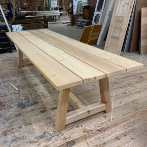 Fitch Lumber Custom Table