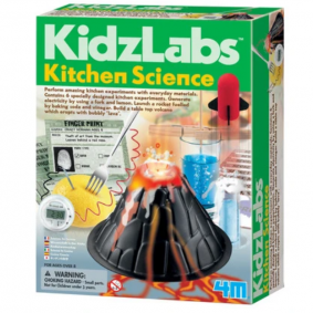 KidzLabs Kitchen Science