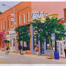 Main Street by Steven Ray Miller