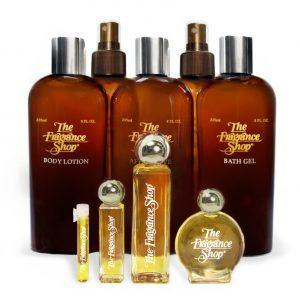The Fragrance Shop Bottles